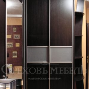 Заказать прямой, угловой шкаф купе в Омске от производителя