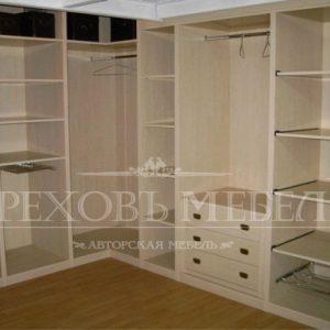 Заказать гардеробную в Омске от производителя