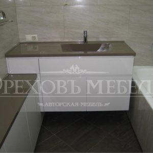 Заказать мебель для ванных комнат в Омске от производителя