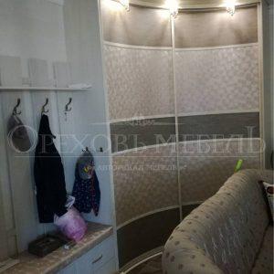 Заказать радиусный шкаф купе в Омске от производителя