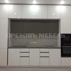Кухня белая AGT панели